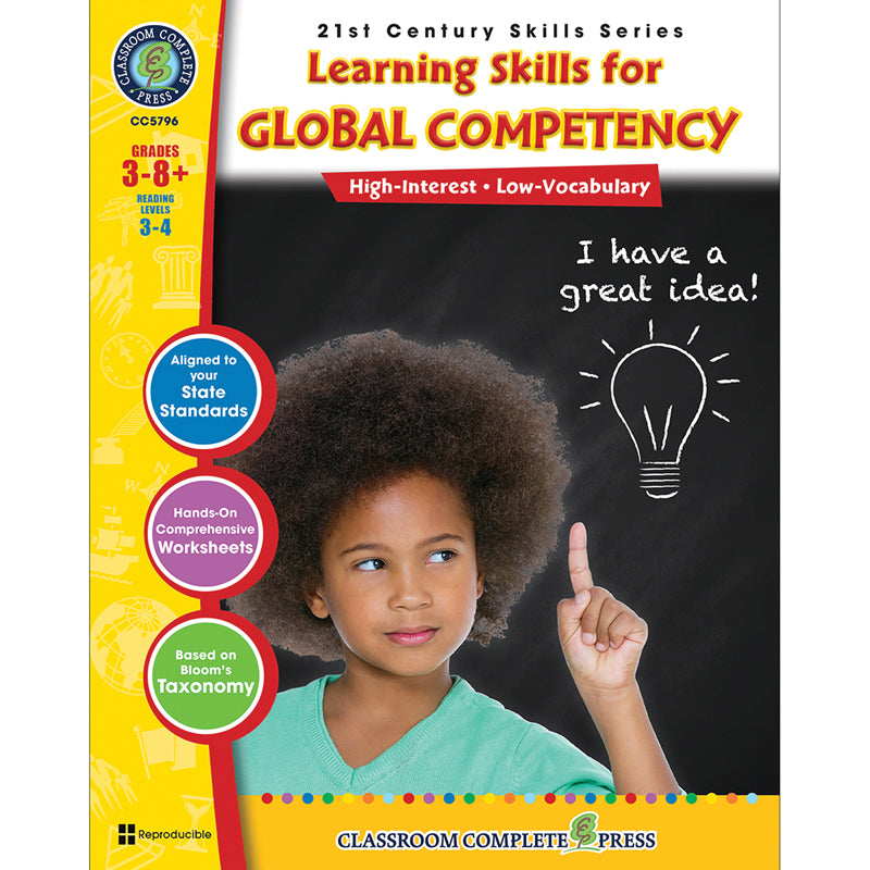 21st Century Skills - Learning Skills for Global Competency