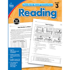 Standards-Based Connections: Reading Workbook, Grade 3