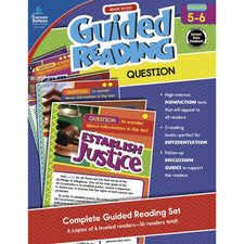 Guided Reading: Question Resource Book, Grades 5-6