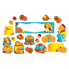Fall Mini Buleetin Board Set