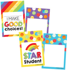Celebrate Learning Reward Tags Mini Colorful Cut-Outs®