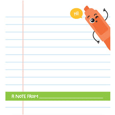 School Tools Notepad