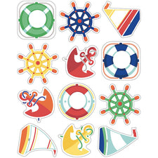 S.S. Discover Shape Stickers