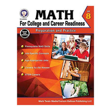 Math for College and Career Readiness Resource Book, Grade 8
