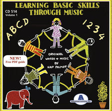 Learning Basic Skills Thru Music Volume 1