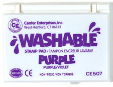Washable Stamp Pad - Purple