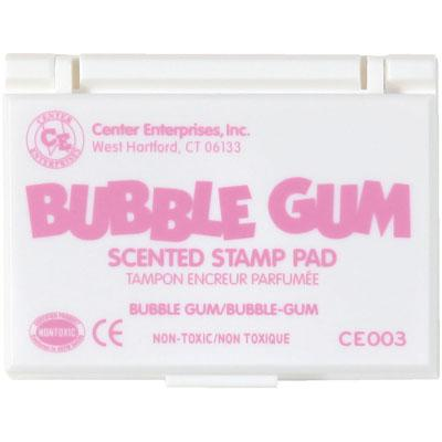 Bubble Gum Scented Stamp Pad, Pink