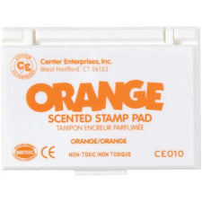 Orange Scented Stamp Pad