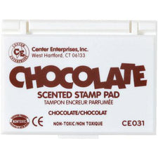 Chocolate Scented Stamp Pad, Brown