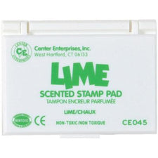 Lime Scented Stamp Pad, Light Green