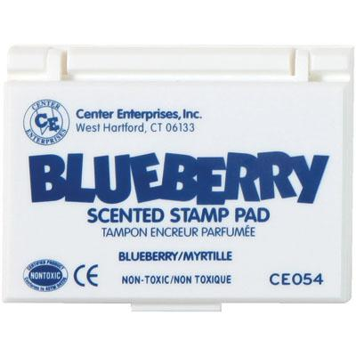Blueberry Scented Stamp Pad, Blue