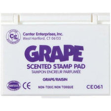 Grape Scented Stamp Pad, Purple