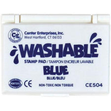 Washable Stamp Pad - Blue
