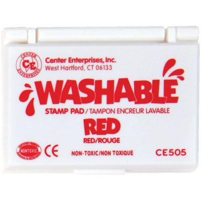 Washable Stamp Pad - Red