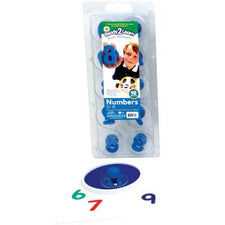 Ready2Learn™  Giant Number Stamps 0-9 (10)