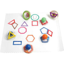 Ready2Learn™  Giant Geo Shapes Outlines (10)