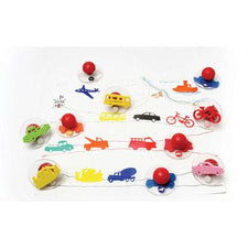 Ready2Learn™  Giant Transport Stamps Set 1 (10)