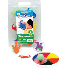 Ready2Learn™  Giant Dinosaur Stamps (6)