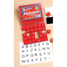 "Ready2Learn™  1"" Uppercase Manuscript Alphabet"