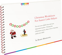 Free e-Book - Christmas Worksheets for Santa's Little Helpers