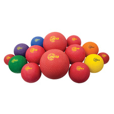 Playground Ball Set, Assorted Sizes