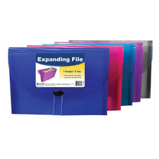 C-Line Expanding File, 7 Pocket, 6 Tab