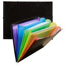 Rainbow Document Sorter, Letter Size