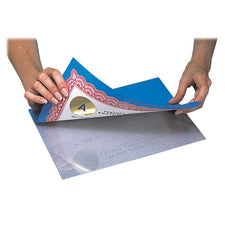 C-Line Cleer-Adheer Laminating Sheets, 50 Per Box