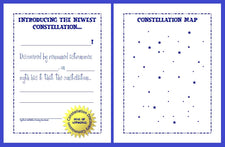 Summer Star Unit - Copying & Making Constellations