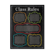Chalk It Up! Class Rules Chart
