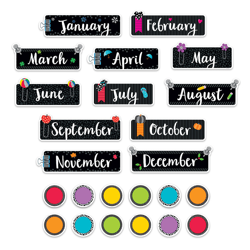 Bold Bright Months Mini Bb Ctp1172 Supplyme