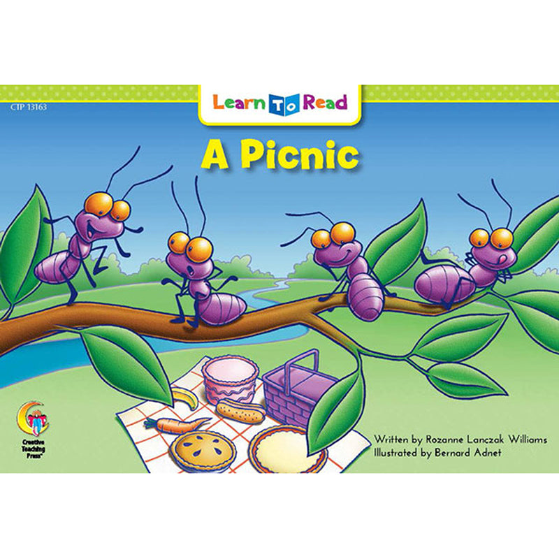 Learn to Read: A Picnic