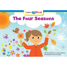 Learn to Read: The Four Seasons