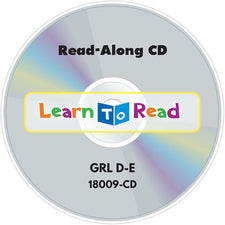 Learn to Read: Read Along CD 9, Level D-E