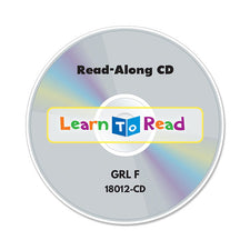 Learn to Read: Read Along CD 12, Level F