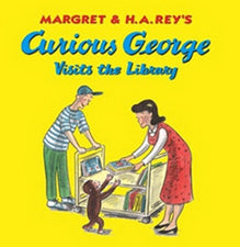 Curious George Goes To Kindergarten