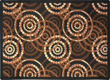 "Dottie© Classroom Rug, 3'10"" x 5'4"" Rectangle Desert"