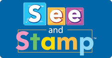 See & Stamp Lowercase Alphabet Stamps