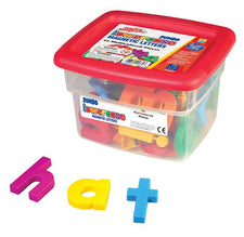 AlphaMagnets® Jumbo Lowercase Multicolored Magnets