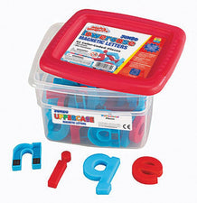 Alphamagnets Jumbo Lowercase 42 Pieces Color-Coded