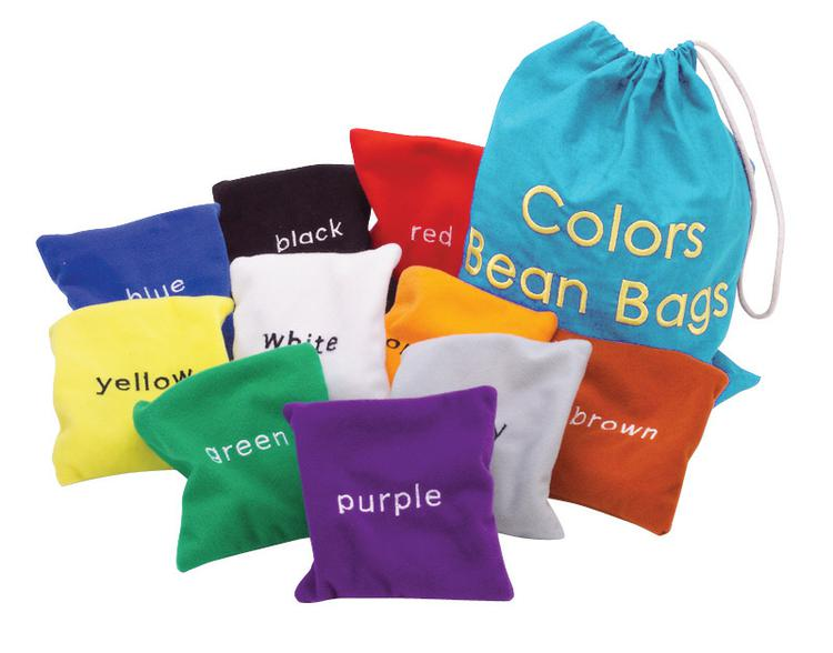 Colors Beanbags