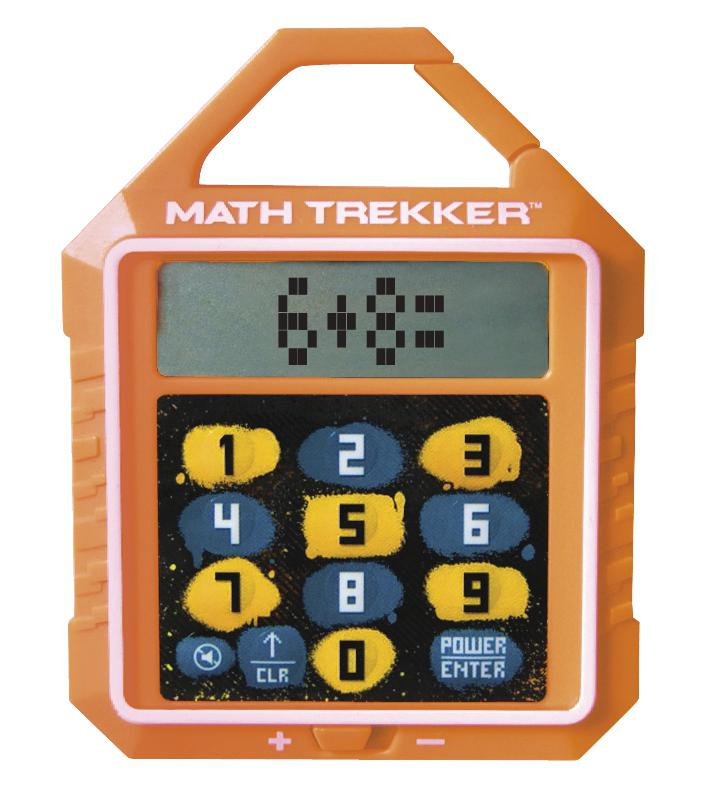 Math Trekker Addition / Subtraction
