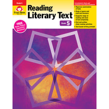 Reading Literary Text: Common Core Lessons, Grade 5 - Teacher's Edition
