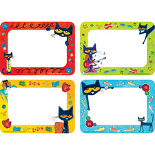 Pete the Cat® Name Tags/Labels