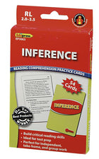 Inference Practice Cards, Red Level