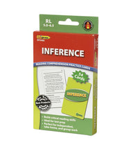 Inference Practice Cards, Green Level