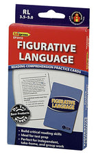 Figurative Language Practice Cards, Blue Level