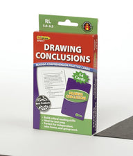 Drawing Conclusions Practice Cards, Green Level