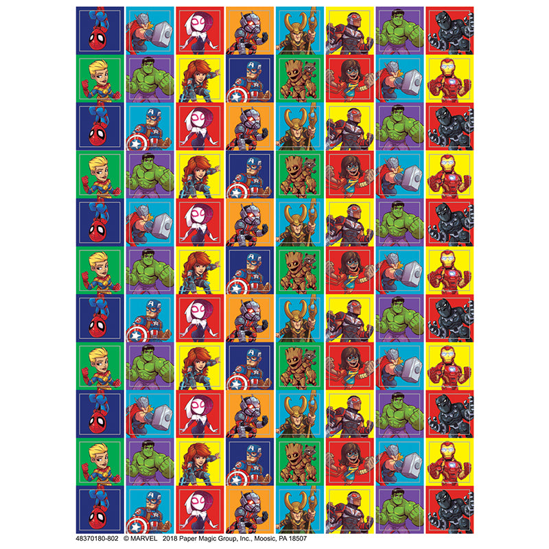 Marvel™ Super Hero Adventure Mini Stickers