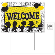 Peanuts® Touch of Class Teacher Cards